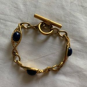 "Vintage Monet Bracelet Length 8"""